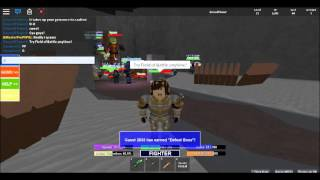 Roblox : Field Of Battle [Getting the best spell in game]