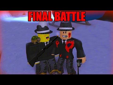 THE FINAL BATTLE (Roblox Jailbreak Roleplay)