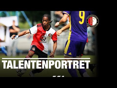Talentenportret | Crysencio Summerville, rasvoetballer in Rotterdam-Zuid