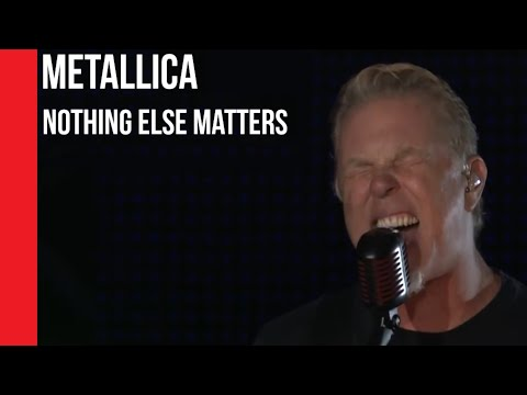 Metallica - Nothing Else Matters  sub Español +