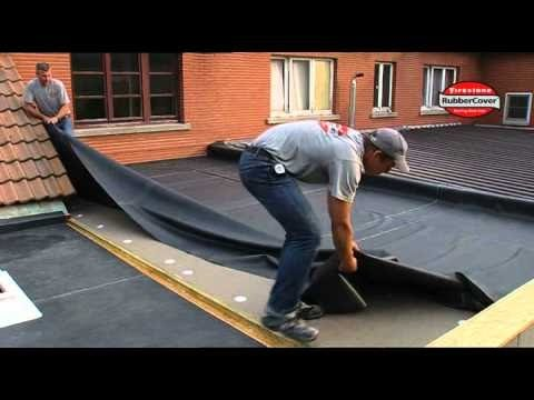 Firestone Rubber Roofing   Waterproof and resistant UV and Ozone stable Roofing