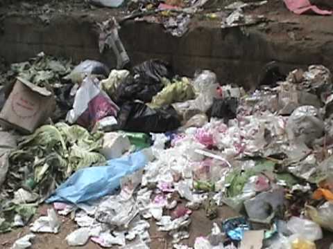 Garbage Collection in Cairo Collapses