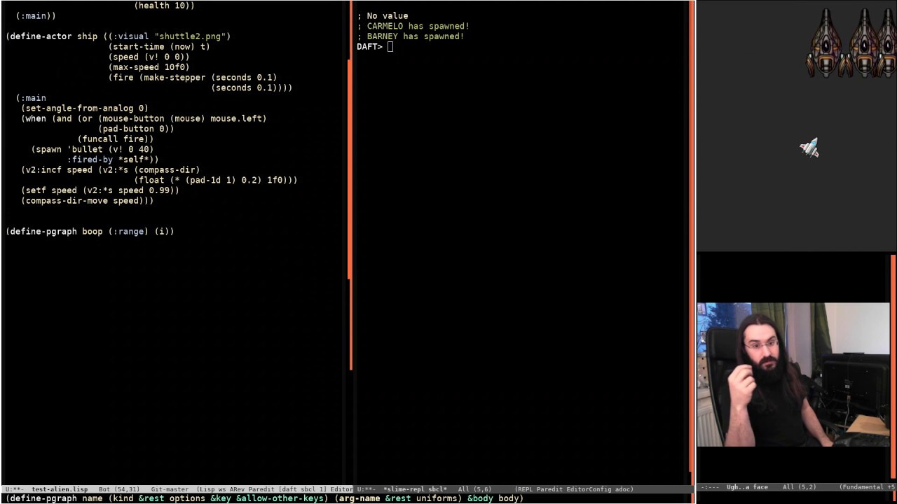 Pushing Pixels With Lisp