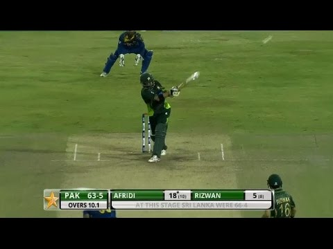 Highlights: 2nd T20I at Colombo, RPICS – Pakistan in Sri Lan