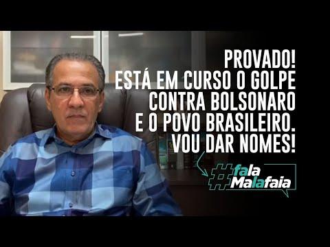 """""""Está provado: está em curso um golpe contra Bolsonaro"""", alerta Malafaia em gravação"""
