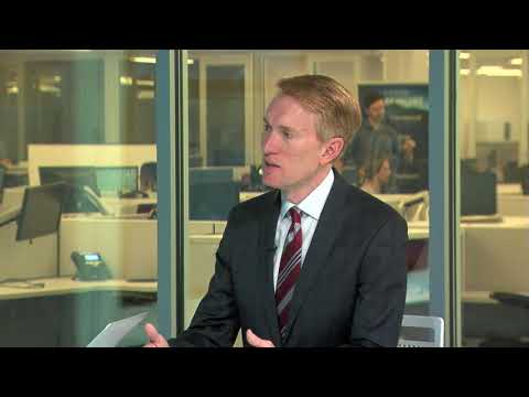 Catching up with Senator James Lankford