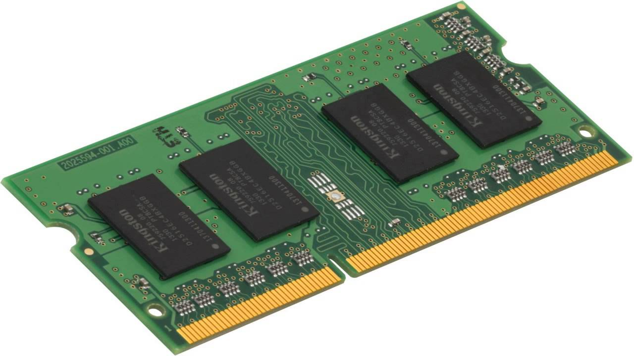 Crucial 16gb Single Ddr3l 1600 Mts Pc3l 12800 Sodimm Memory