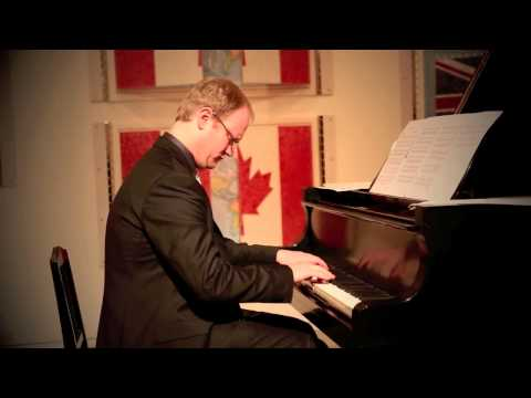 PHILIP GLASS - Etude No.1 - Andrew Chubb, piano