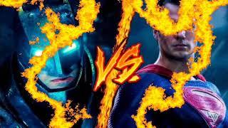 BATMAN VS. SUPERMAN ║ COMBATES MORTALES DE RAP ║ JAY-F ║INSTRUMENTAL