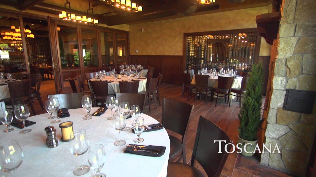 Tuscan Kitchen Burlington Toscana - YouTube