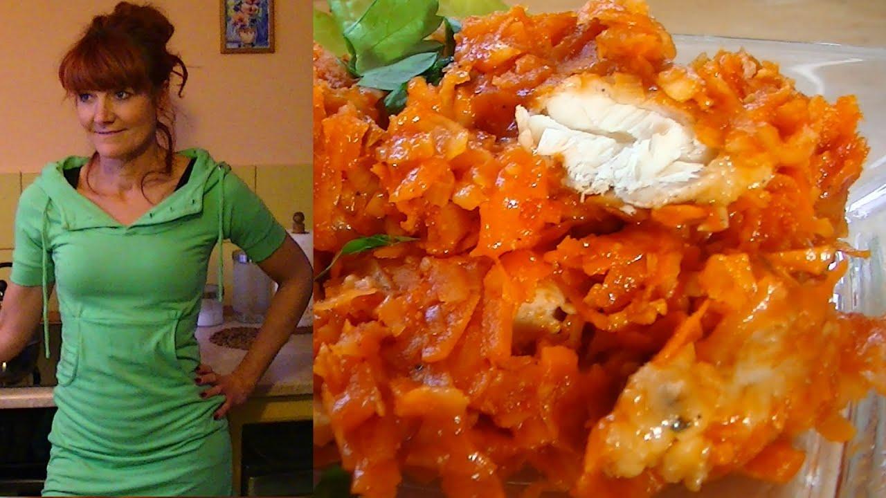 Ryba Po Grecku Kuchniarenaty Youtube