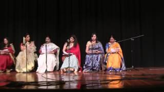 Shruti Natok - SBA Saraswati Puja 2014