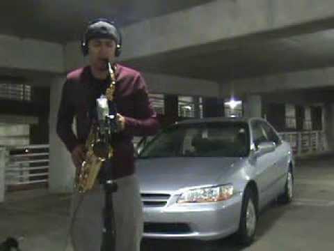 A Great Big World ft. Christina Aguilera - Say Something - Alto Saxophone by charlez360