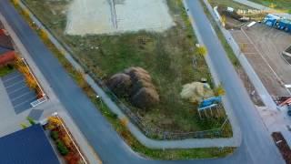 Ehemaliges Nino Gelände in Nordhorn 29 10 2016