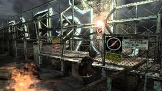 """Resident Evil Outbreak: """"Outbreak"""" Walkthrough 1080p HD"""