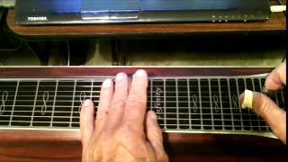 Witchita Lineman Pedal Steel Lesson