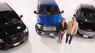 Richmond Ford Year End Sales Event - $1,600 in Extras