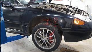 Жесть на СТО или будни автомехаников #136.  Mondeo проблемы с PowerShift. Dodge Stealth по ДЕШМАНУ !