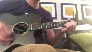 Guitar Lesson: Wilco - Hell is Chrome (Acoustic)