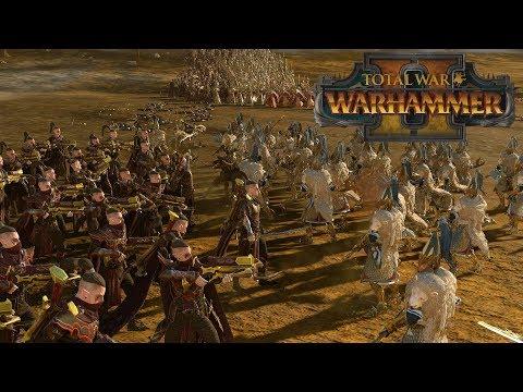 All-Vanguard Shades (Free-for-All) // Total War: Warhammer II Online Battle #26