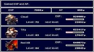 Final Fantasy VII Hardcore Remix #066 Ice Queen