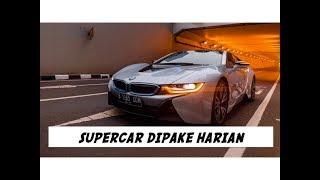 Seharian Jalan-Jalan Pake Supercar Bareng Kanjeng Putri - Indonesia #carvlog 150