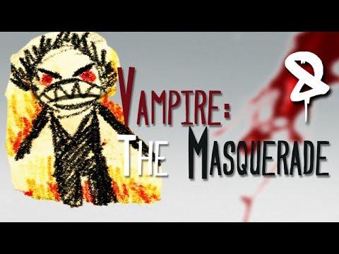 The Ghost Haunts at Midnight Vampire: The Masquerade