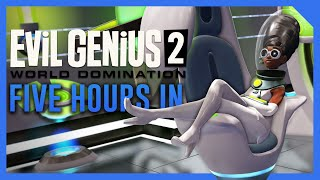 Five Hours In, Evil Genius 2 is a Micromanaging Nightmare (Review) (Video Game Video Review)