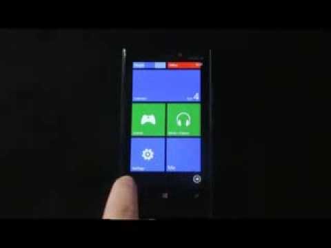 How to setup the Internet settings on Nokia Lumia Device (English)