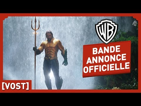 Aquaman - Extended Video (VOST) - Jason Momoa / Amber Heard