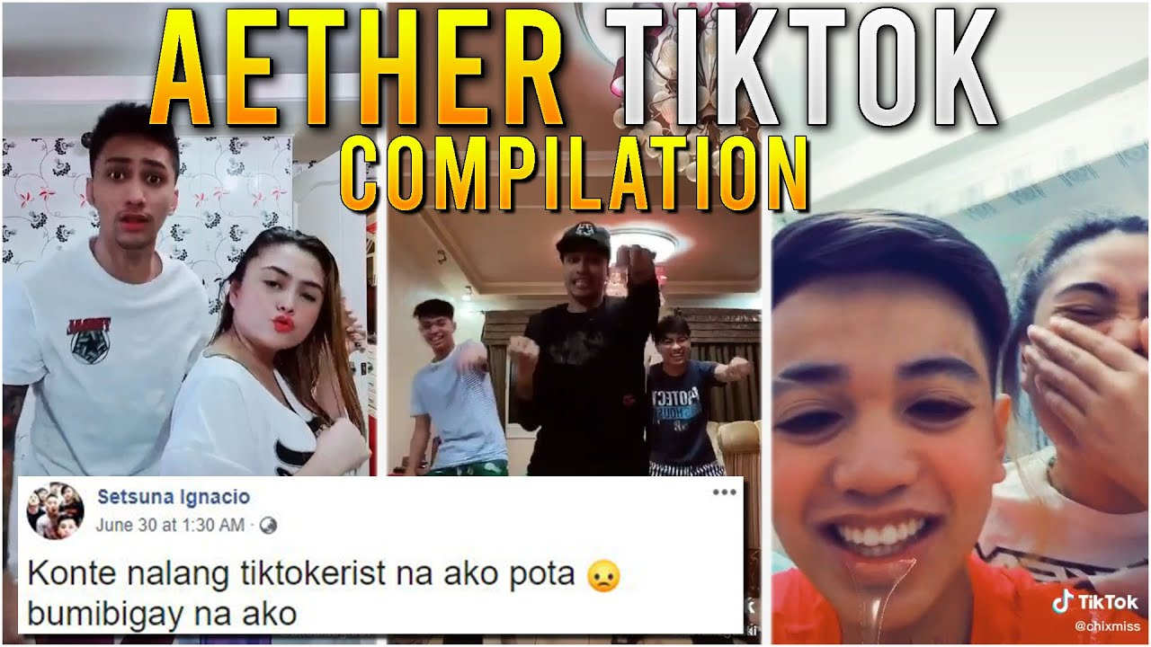 AETHER HOUSE TIKTOK COMPILATION
