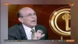 فى مقدمة مُعبرة معتز مطر يصرخ فى الفنان محمد صبحى   ملعونة اخلاقك    أخلاق الغانية اللى بتقلع !