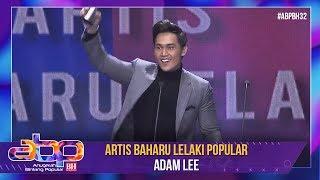Adam Lee - Artis Baharu Lelaki Popular | #ABPBH32