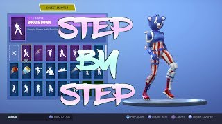 STEPS ON HOW TO GET NEW FREE FORTNITE BOOGIE DOWN EMOTE W/ TWO FACTOR AUTHENTICATION
