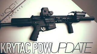 Custom Krytac PDW Update