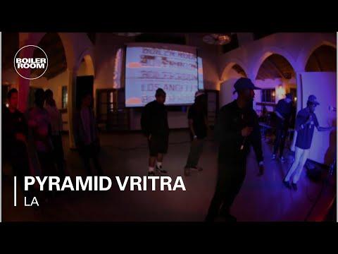 Pyramid Vritra Boiler Room LA Live Set