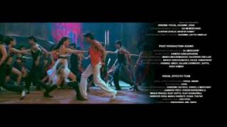 Dhoom 2 End Titles Hrithik Roshan Machale Again HD Dhoom2 indian Dance Song HQ English