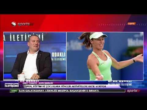 QNET Türkiye Genel Müdürü Cem Geyik Sports TV Konuğu (1. Bölüm)