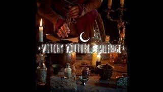 "Witchy Youtube Challenge - 3. Playlist: Scegli 5 canzoni ""Witchy"" e spiega perché le hai scelte."