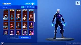 Fortnite account giveaway! Galaxy!