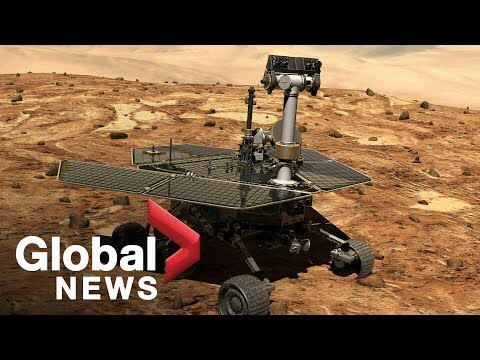 NASA's Mars rover finally dies after 15 year mission Mp3