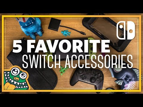 Our 5 Favorite Nintendo Switch Accessories - List & Review
