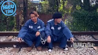 Hài Trung Quốc - Đầu Khấc vượt ngục :v