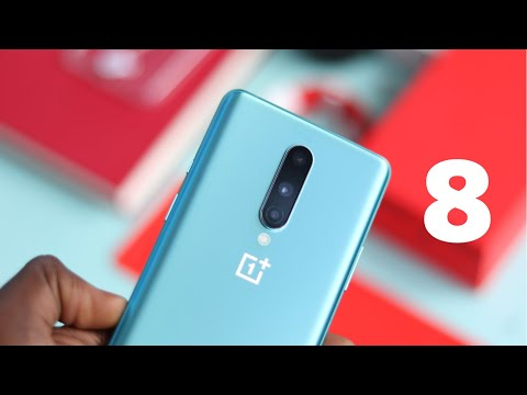 OnePlus 8 Unboxing and First Impressions   Glacial Green 12+256 GB   A BETTER Choice!?