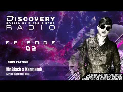 Discovery Radio 002 Hosted by Flash Finger