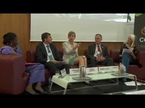 COPS15 Science Fair Panel Debate