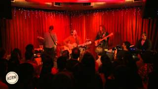 """Conor Oberst performing """"Hundreds Of Ways"""" Live on KCRW"""