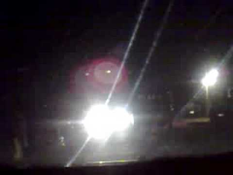 Night Time drive in Lagos