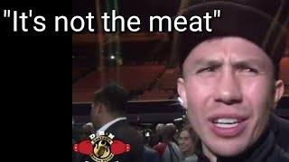 "GOLOVKIN ON CANELO FAILED DRUG TEST: ""HE LOOKS VERY BAD RIGHT NOW..ITS NOT THE MEAT"""