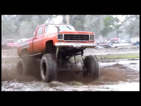 2015 IRON HORSE TGW// MANY VIDEO  CLIPS OF MEGA MUD TRUCKS  FRIDAY AM BIG HOLE NEAR  FOOD STAND